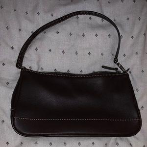 Coach leather Demi bag small